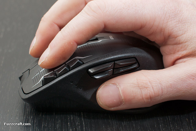 Fuzzcraft com | Logitech G700s gaming mouse review | Photography