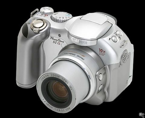 Canon Powershot S1IS