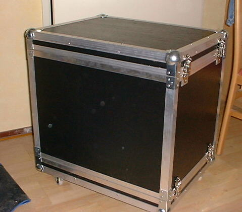 Diy rack case for Homemade rack case