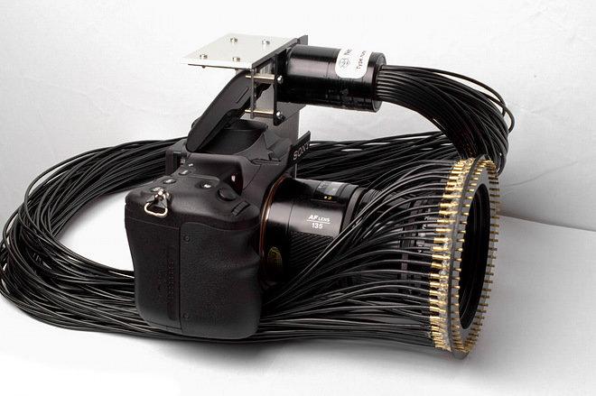 Fuzzcraft Com Ring Light 4 1 Fiber Optic Ttl Ring Flash